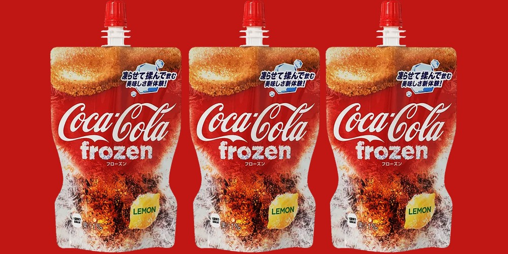 Coca-Cola Frozen